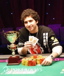 Edward Sabat Wins 2008 APPT Macau Main Event