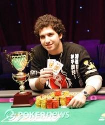 Edward Sabat Wins 2008 APPT Macau Main Event