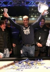 Salvation for the winner! Salvatore Bonavena is EPT Prague Champion