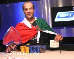 Salvatore Bonavena, 2008 EPT Prague Champion