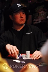 Peter Rho Eliminated in 8th Place