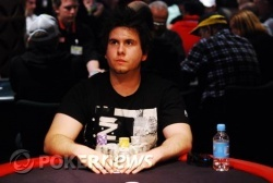 Jonathan Karamalikis Eliminated in 2nd Place