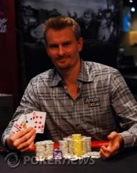 Michael Binger Wins!