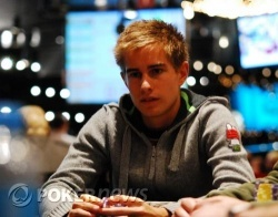 Alexander Roumeliotis Eliminated in 12th Place