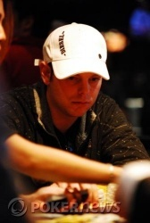 Alexander Debus eliminated in 5th place