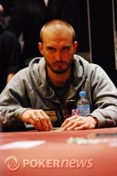 Nick Binger Eliminated in 23rd Place