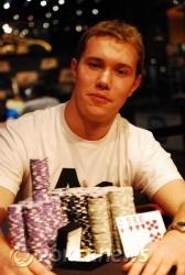 Alexander Kostritsyn Wins!