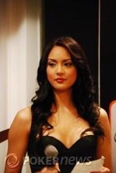 APT Hostess Riza Santos wants you to tune in tomorrow.