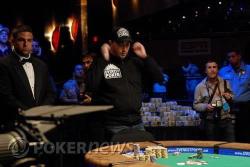 November Nine: Joe Cada en Darvin Moon heads-up voor de titel 103