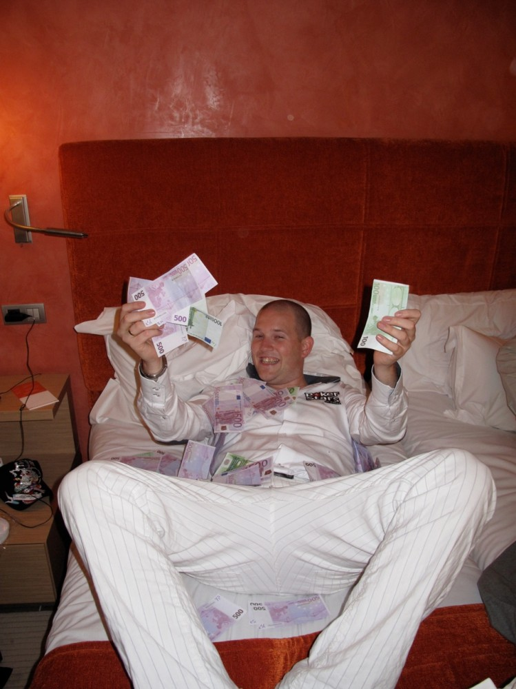 PokerNews PROfile - Pieter de Korver 104
