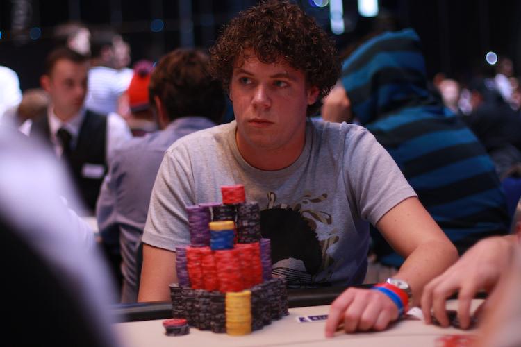 PokerStars.com EPT Monte Carlo; Koen Berendsen bovenaan, deceptie voor Berende 101