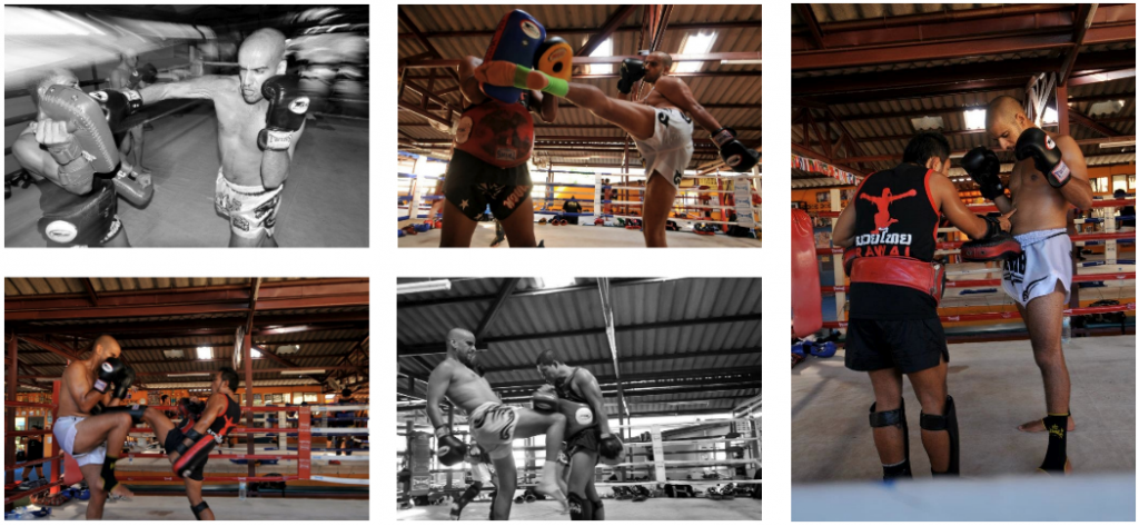 Off the Felt with Ronnie Bardah: Training Muay Thai 102