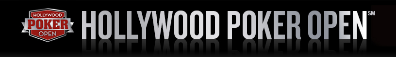 Hollywood Poker Open to Run Regional Events at the M Resort 101