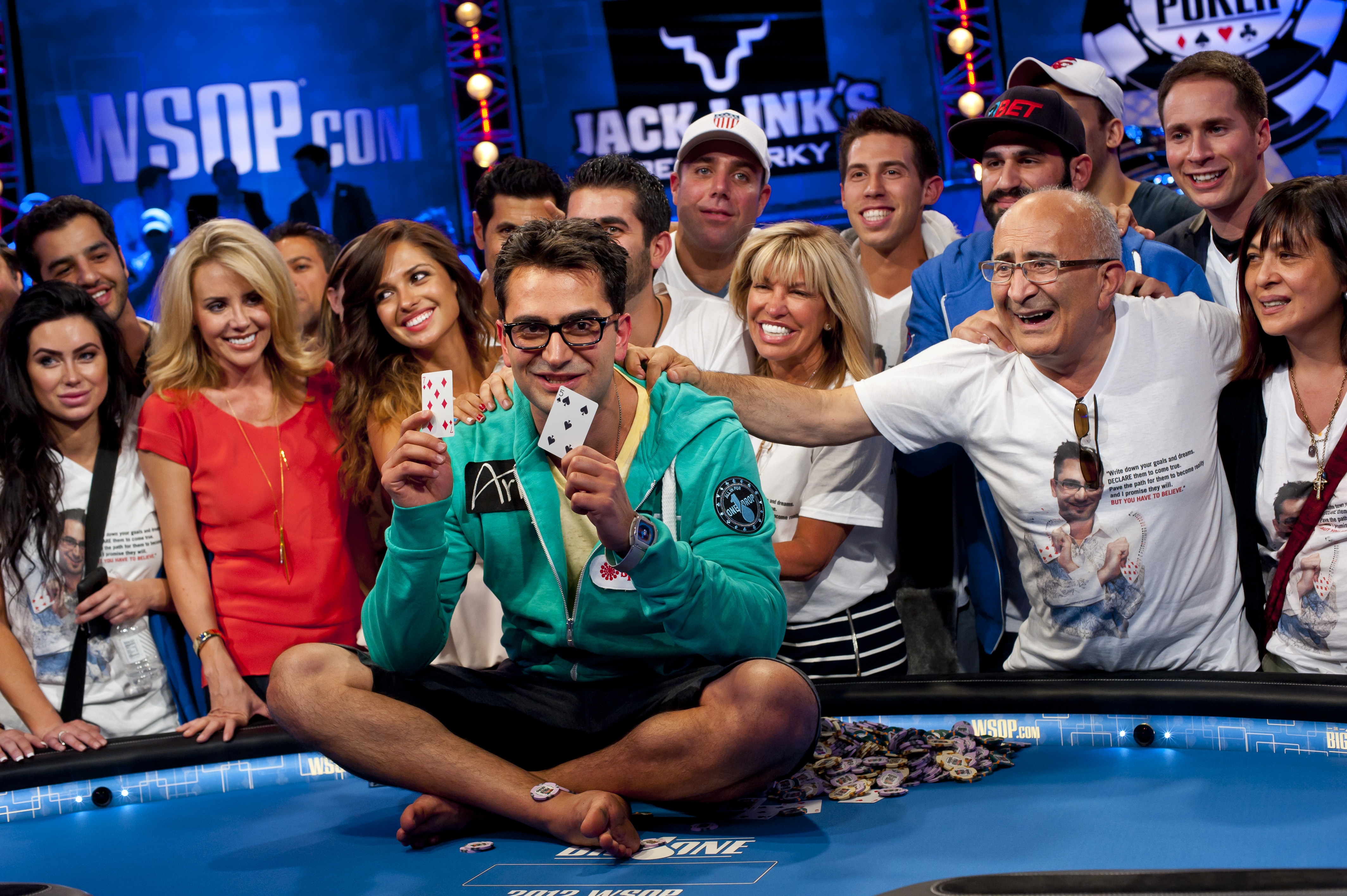 Самый большой выигрыш в истории покера 15 фотография
