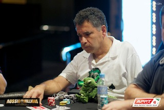 2014 Aussie Millions Main Event Day 2: Sorel Mizzi Among Leaders as 109 Advance 101