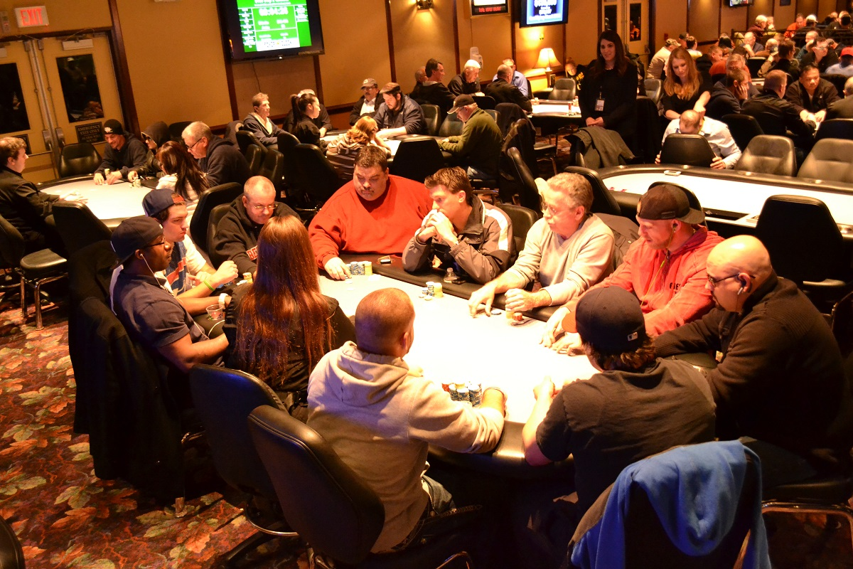 Kevin Mathias Wins Opening Event of Western New York Poker Challenge 101