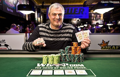 2014 WSOP Day 41: Trey Luxemburger Tops Main Event Day 1b Field; Dubinskyy Wins Little One 101