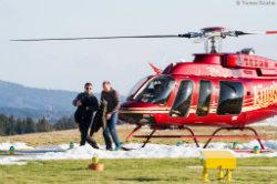Leon Tsoukernik Helicopter