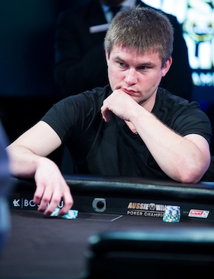 What Would You Do in These Aussie Million Final Table Hands? 103