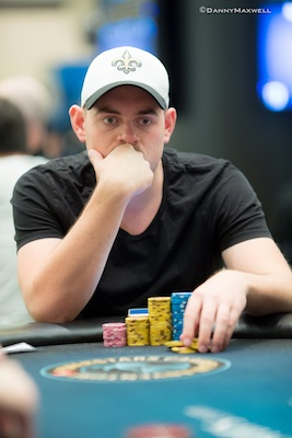Risking it All: Analyzing a Daring All-In Bluff from Martin McCormick 101