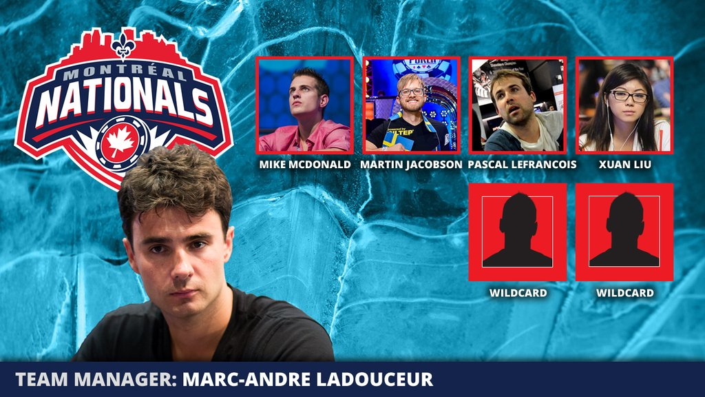 A Look at the Global Poker League's Rome Emperors and Montreal Nationals 102