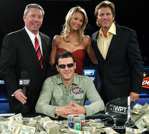 Carlos Mortensen Wins the 2007 WPT Championship 101