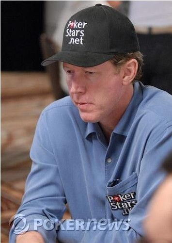 Orel Hershiser in Action im Caesars Palace