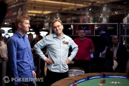 UK PokerNews Roundup: James Dempsey Leads Event #6 00 Pot Limit Hold'em, 2nd and 3rd for... 101
