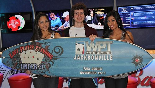 2011 World Poker Tour Jacksonville Day 2: Coelho Leads; Money Bubble Looms 101