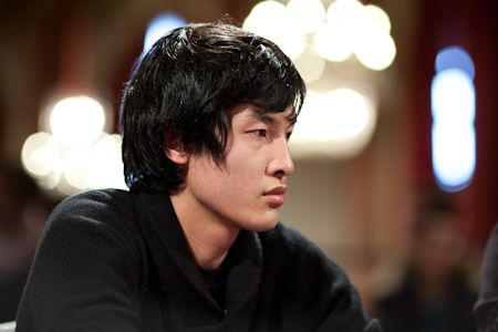 Vuong Than Trong is de shortstack three-handed