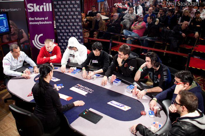 """PokerStars.fr EPT Deauville: Vadzim """"VadziMoney"""" Kursevich wint €875.000 101"""