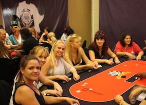 WSOPC Africa Ladies Event