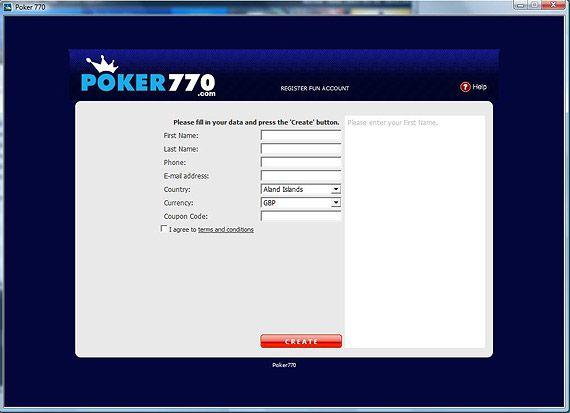 Poker770: Hoe krijg ik  gratis? 102
