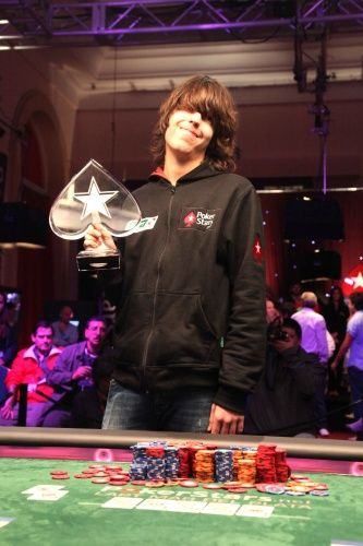 Dominik Nitsche becomes the LAPT's youngest champion