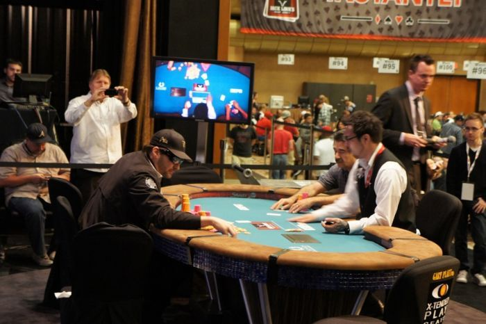 Hellmuth Heads-Up against Don Zewin