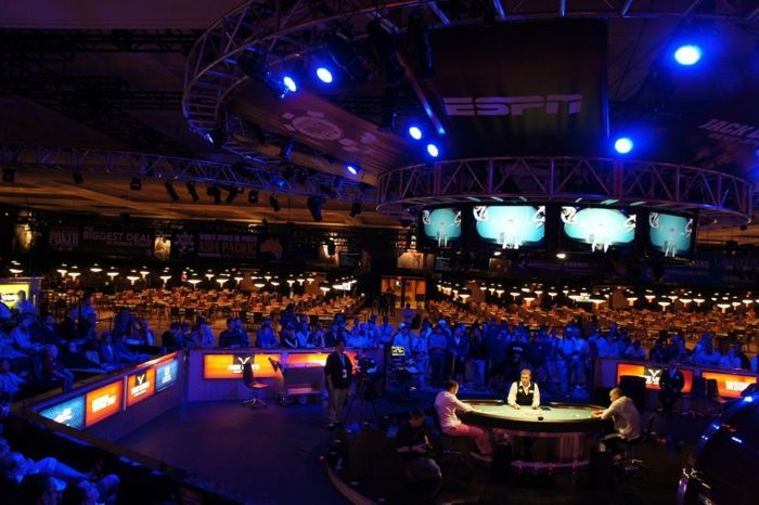 The Rail of Event #17: $10,000 Pot-Limit Hold'em Heads-Up Match