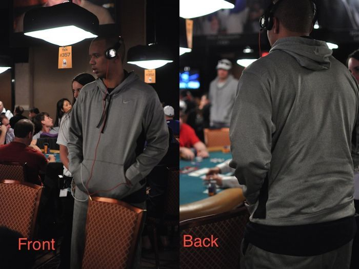 Phil Ivey's Groutfit