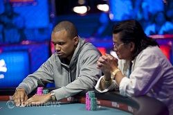 Phil Ivey et Scotty Nguyen