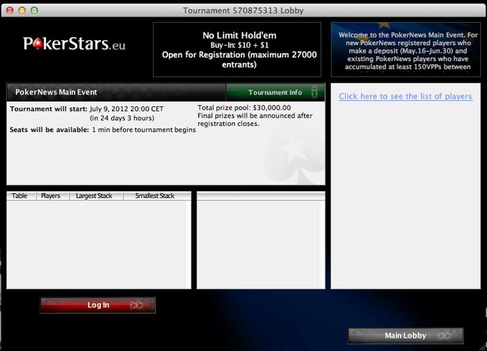Kwalificeer je voor het .000 Freeroll PokerNews Main Event op PokerStars! 101