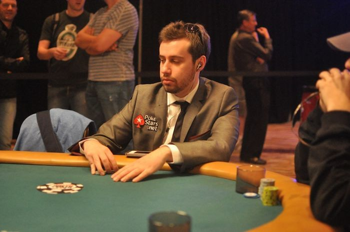 Team PokerStars Pro Max Martinez