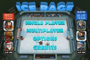 Ice Rage on IPad