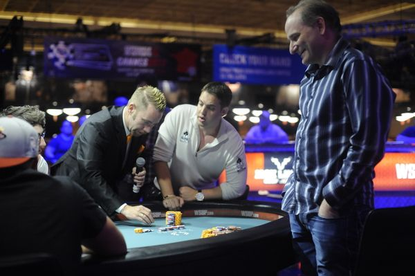 WSOP Boulevard: Berende eindigt als vierde; Mizrachi wint opnieuw k PPC! 102