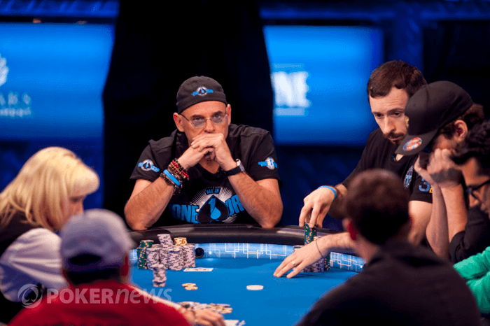 Guy Laliberté, l'homme à l'initiative du tournoi à un million de dollars (5e pour 1.834.666$)