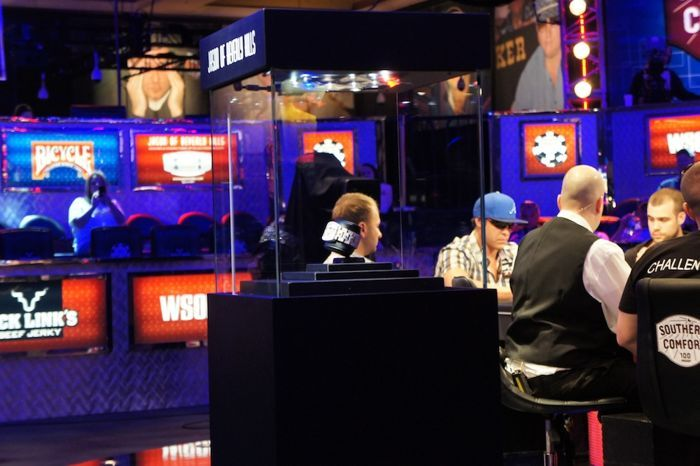The Main Event Bracelet and Daniel Negreanu