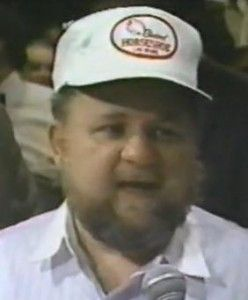 Perry Green in 1981. Photo courtesy of thewsopblog.com.