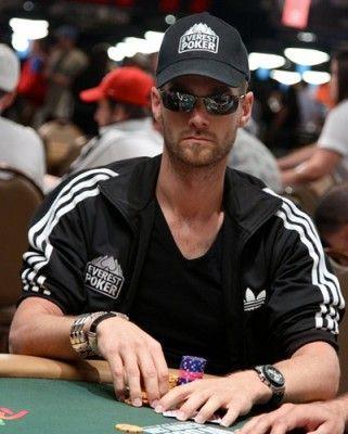 Steven van Zadelhoff afgelopen zomer in Las Vegas (2012 - foto: Everest Poker)