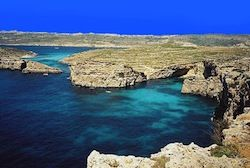 The Blue Lagoon. Picture courtesy of bestourism.com.