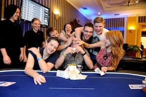 Not Like a Boss: Finishing Runner-Up in the EPT Sanremo Media Tournament 101