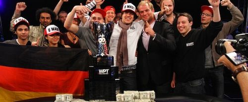 World Poker Tour on FSN: Epic Heads-Up Battle to  End Season X 101