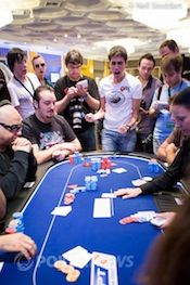 Moschitta wins a huge pot at EPT Sanremo